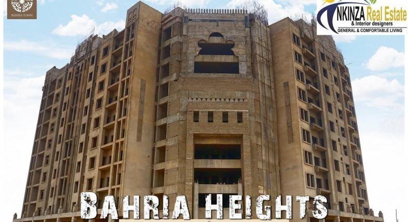 Bahria Heights an ideal location for a comfortable life