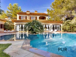 Villa. With a lot of charisma. A lot of space. Attractive outdoor area. Just real mallorquin.