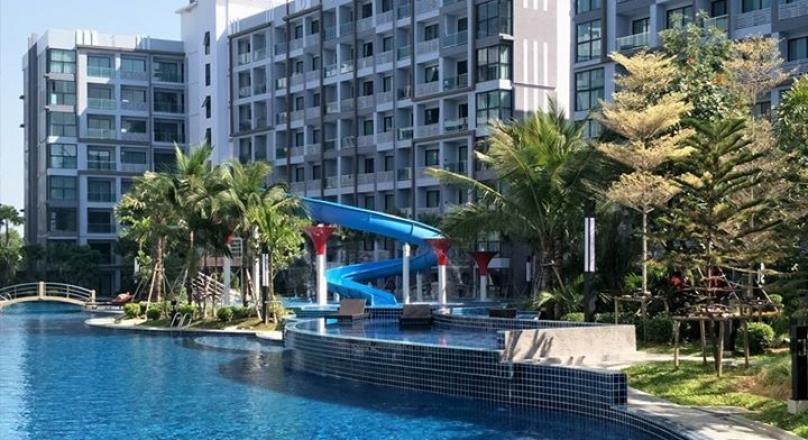 Dusit Grand Park Condo and Resort