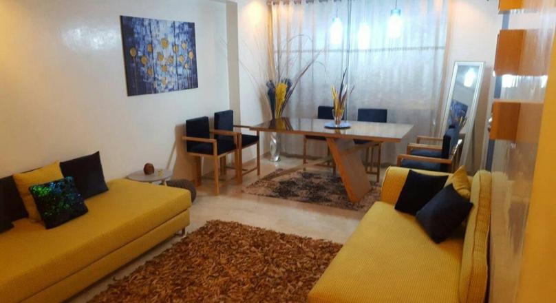 Pleasant apartment for rent of 130 m2 habitable