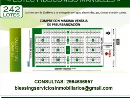 LOTEO FIDEICOMISO MANGELES