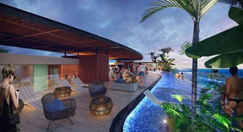 THE SHORE NEW PROJECT DEVELOPMENT PLAYA DEL CARMEN , Suite PDC-GMB-SHORE