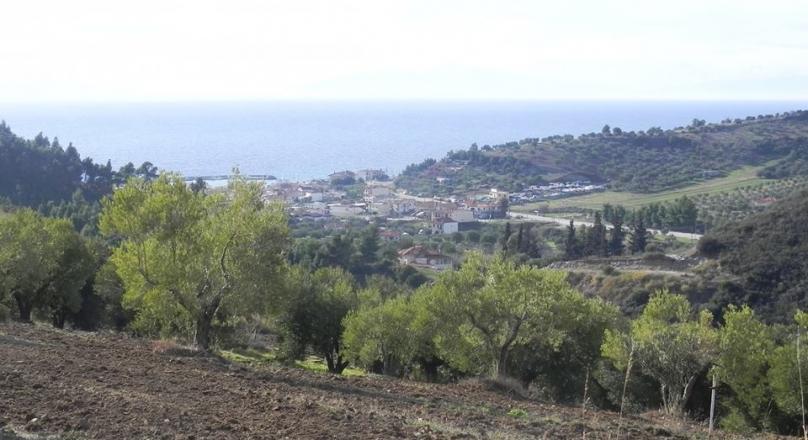 Land for sale  Halkidiki Greece