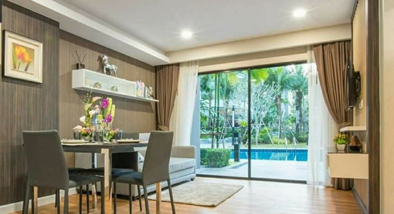 Dusit Grand Park Resort Condo ,Jomtien