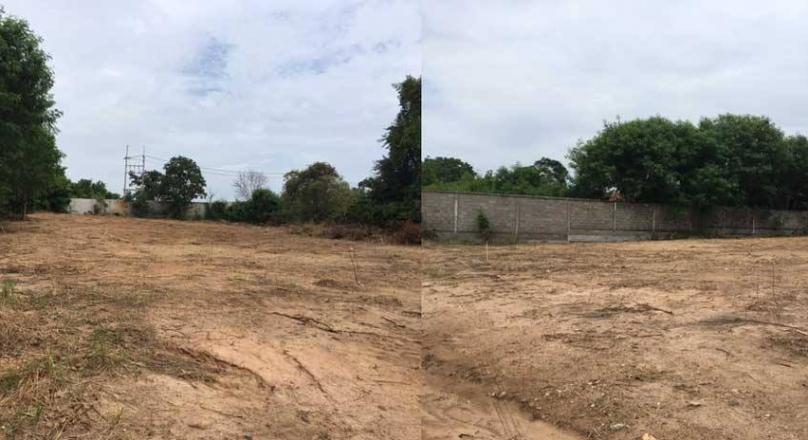 Nice Land for sale 2 rai 13 sq