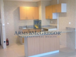 1 Bedroom apt In Oakwood Residency, IMPZ for rent