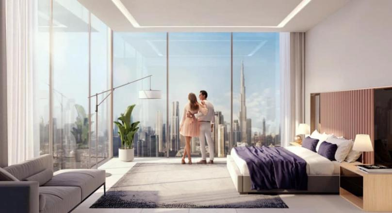 Here is the chance to own your apartment in one of the tallest hotel