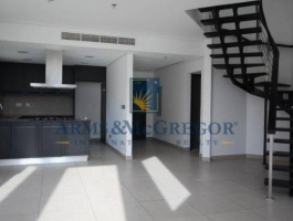 2BR Plus Maid Duplex In Jumeirah Heights for sale