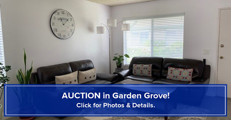 OPEN HOUSE in Garden Grove, CA!