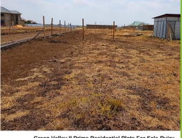 BUILD YOUR HOME IN SERENE AND EASILY ACCESSIBLE GREEN VALLEY RESIDENTIAL PLOTS