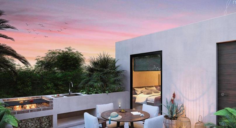 Apartment located in Tulum perfect to invest!