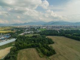 4,600 sqm land, Tractorul Brasov and another 7 ha developer in the same area