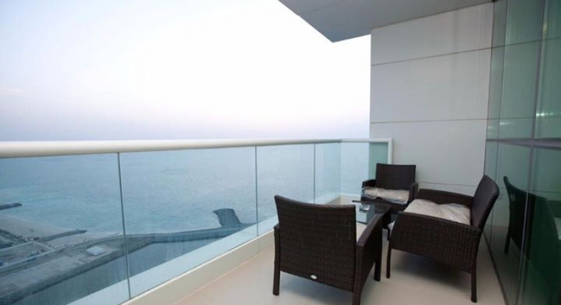 Luxury apartment for sale in J B R - Dubai
