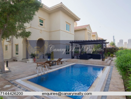 Fully Upgraded | 5 BR | Master View | Jumeirah Islands