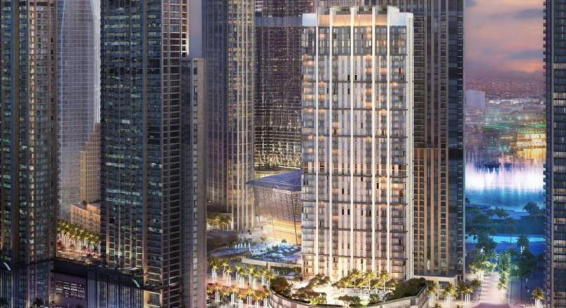Burj Crown by Emaar Properties is a new concept of life