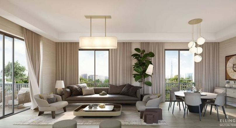 Wilton Terraces, Mohammed Bin Rashid Al Maktoum City, Dubai