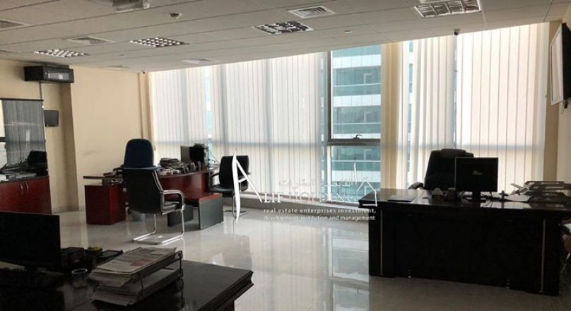 FOR SALE: Fitted Office in Julphar Tower