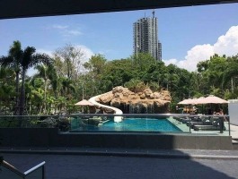 Amari Condo on Pratamnak Hill Pattaya