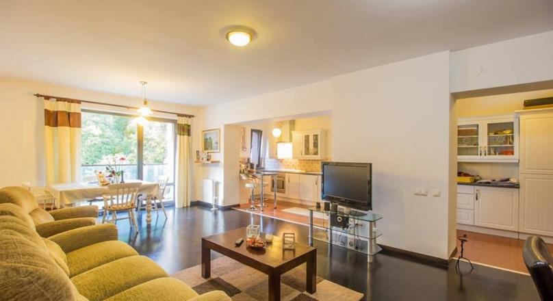 Property 120sqm, composition bright, fully furnished, Racadau, Brasov