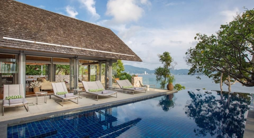 Phuket quality real estate takes much pleasure in presenting you this magnificent beautiful villa in Kamala Phuket Thailand