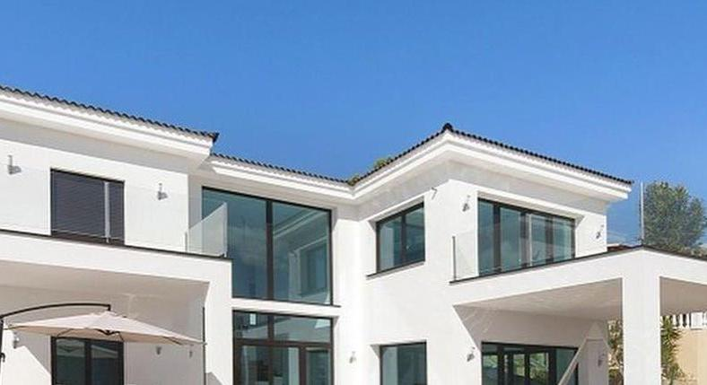 Spacious villa with fantastic views in Costa den Blanes - FOR RENT