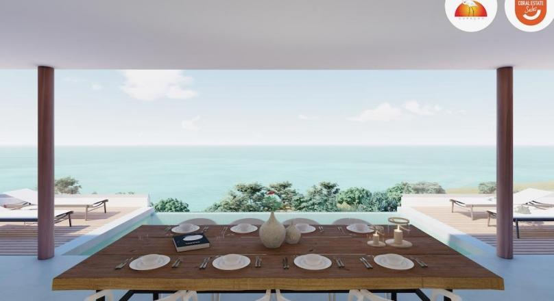 FOR SALE: TURN KEY CONSTRUCTED CONTEMPORARY DESIGN VILLA