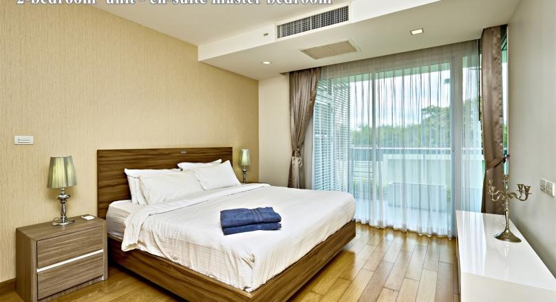 The Elegance 2-bedroom Pratumnak Pattaya, Bang Lamung, Chonburi
