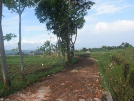 Land Lot on Housing 50 meters tour BNS