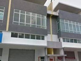 2 storey comercial Shop @ Bukit kemuning, Shah Alam