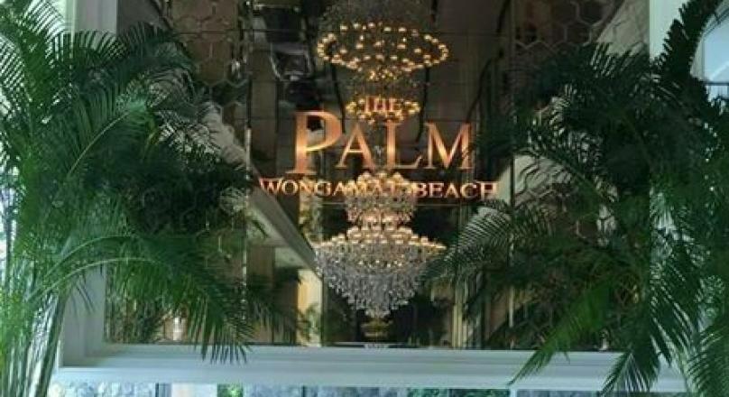 THE PALM WONG AMART BEACH PATTAYA