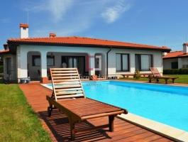 Cohen & Josifov Estates presenta a su atención una villa en un muy respetable complejo de golf Black Sea Rama en la ciudad de Balchik.
