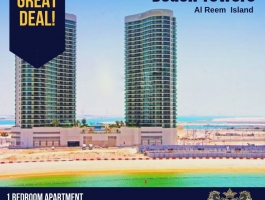 1 BR apt in Beach Towers!