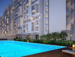 1 & 2 BHK Flats For Sale in a Beautiful Township by a Top Builder Pune in Baner !!