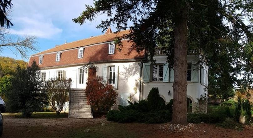 Belle maison de maitre