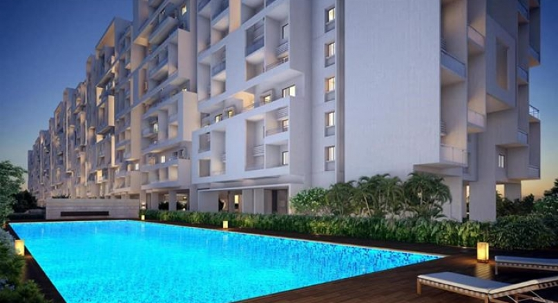 1 & 2 BHK Flats For Sale in a Beautiful Township by a Top Builder Pune in wakad !!