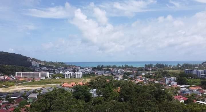 1072 sqm LAND - 8 mil THB - KAMALA PHUKET