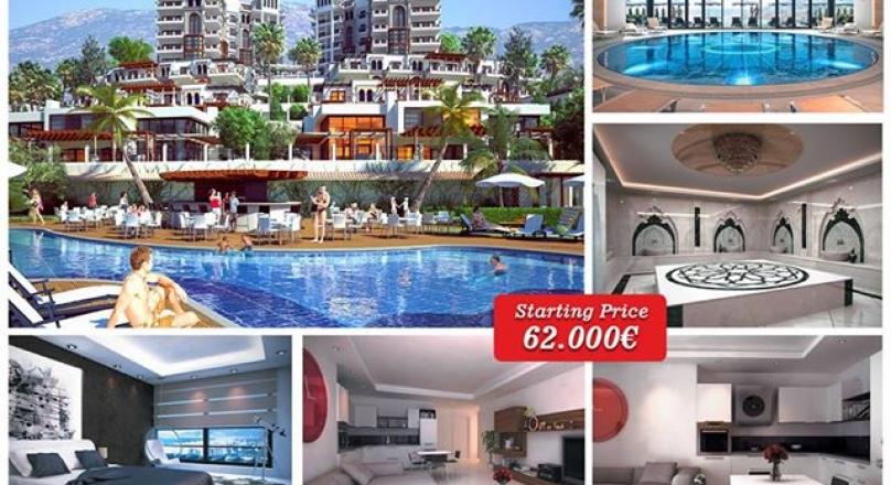 Luxury Project - Alanya TURKEY