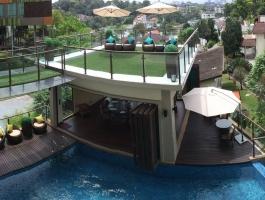 Fully furnshed 4-sty bungalow in Kuala Lumpur, Malaysia