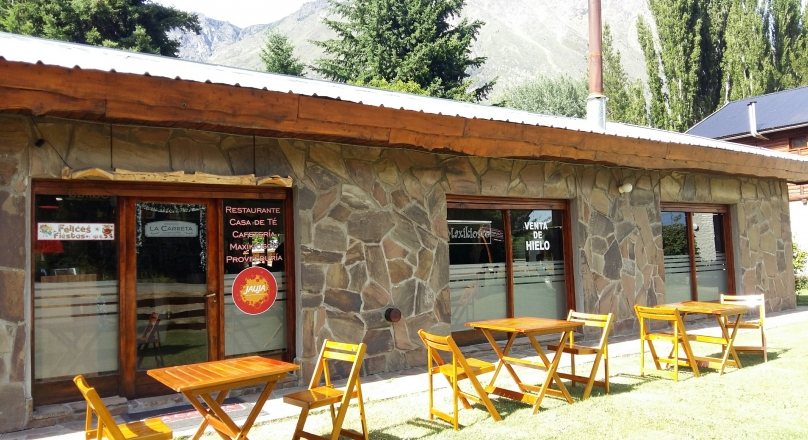 Se vende fondo de comercio en el Hoyo, Chubut