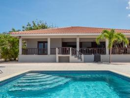 Oceanfront Villa 7 on Coral Estate, Curacao - For Sale