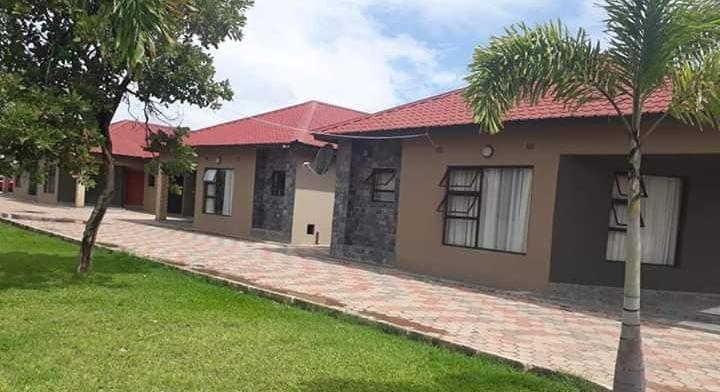 Three bedrooms flat in a secured complex