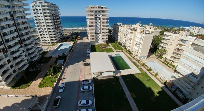 2 bedrooms sea view apartment for sale in Alanya/Turkey