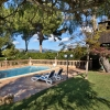 Your new tree house. With pool. And a small villa. In Santa Ponsa.