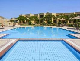 Luxury apartments with sea view and pool