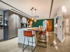 Palma. Apartment. In the old City. Refurbished to a high standard. Lots of space. A lot of style.