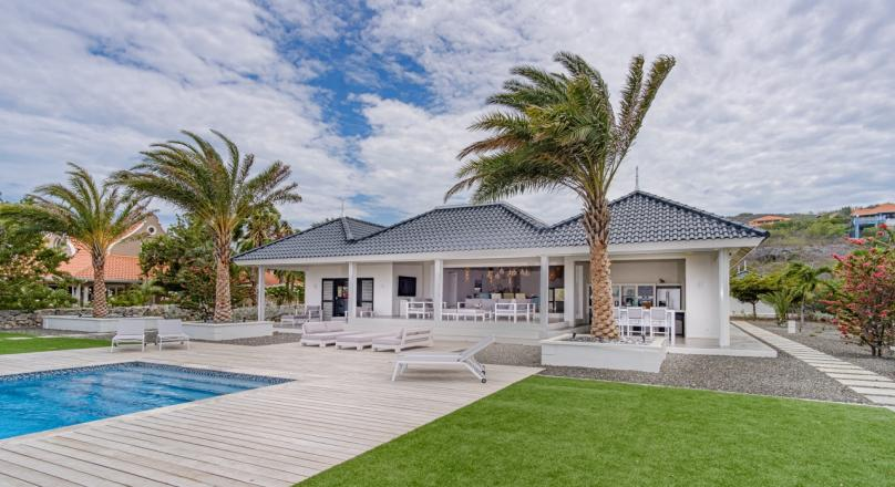Ocean front villa 56 is a spectacularly beautiful location to live in