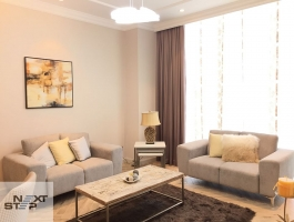 Super Luxurious 1 BR Apt In Seef, Fully Furnished, All Inclusive