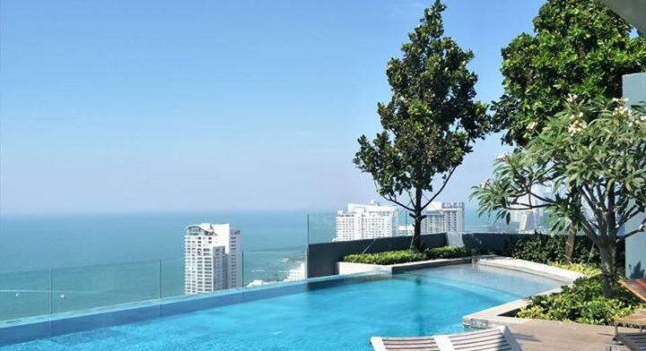 Centric Sea Pattaya For Sale And Rent