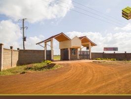 Own land in Ruiru and build a home!