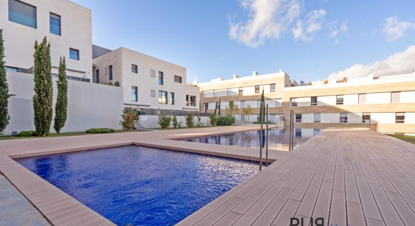 Son Vida. Above Palma. Attractive new apartments as a domicile close to the city in a sought-after en